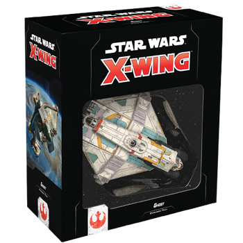 Star Wars X-Wing Second Edition Ghost Expansion Pack