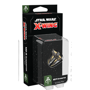 Star Wars X-Wing Second Edition M3-A Interceptor Expansion Pack