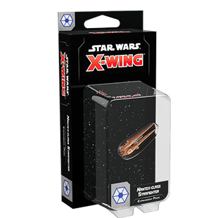 Star Wars X-Wing Second Edition Nantex-Class Starfighter Expansion Pack