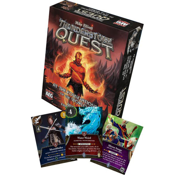Thunderstone Quest At the Foundations of the World