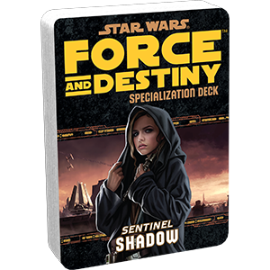 Star Wars Force and Destiny Shadow Specialization Deck