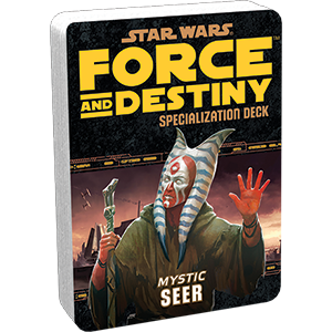 Star Wars Force and Destiny Seer Specialization Deck