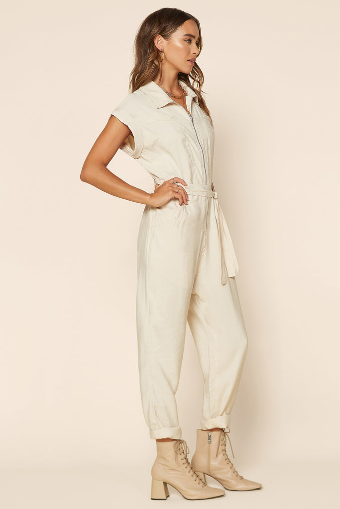 London Utility Jumpsuit
