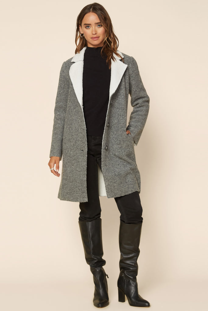 Galia Wool Coat