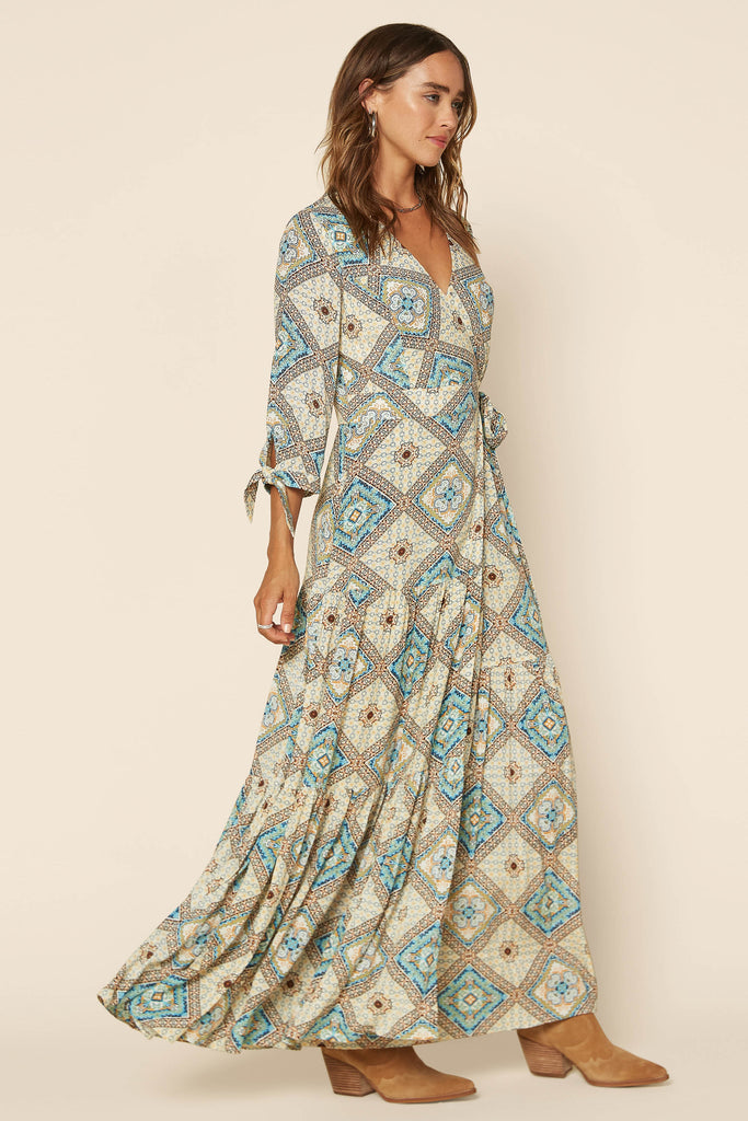 Bermuda Maxi Dress