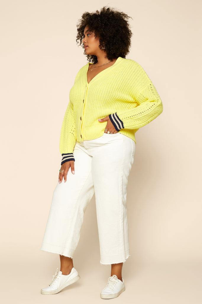Plus Size - Melanie Cropped Sweater