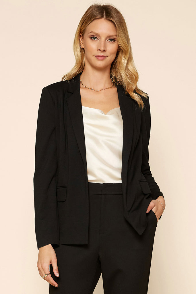 FLAP POCKET BLAZER