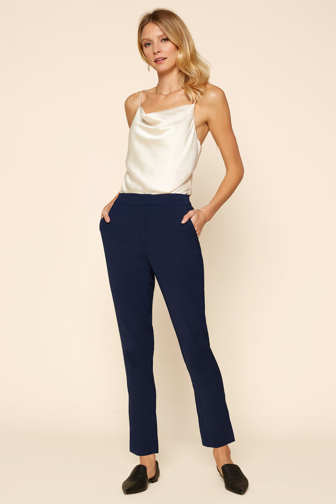 Welt Pocket Trousers