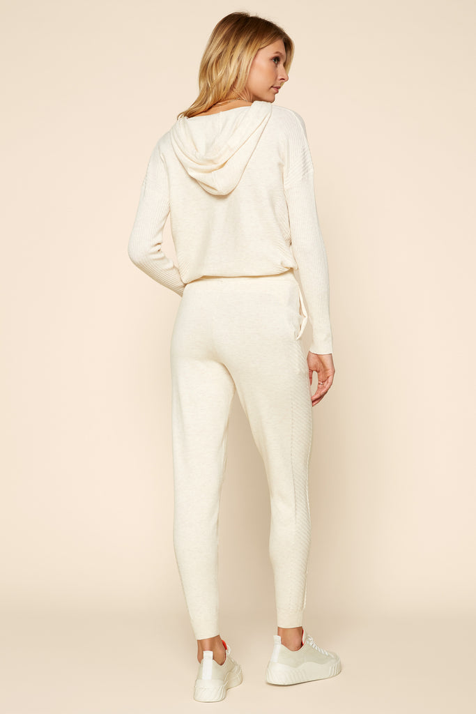 Soft Sweater Jogger Pants