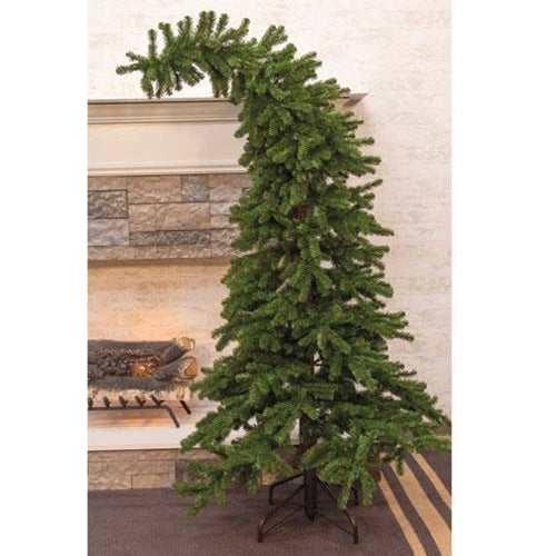 Bendable Alpine Christmas Tree Grinch Style 6ft 8ft