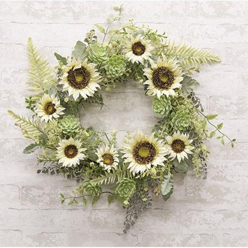 Beautiful Springtime Wreath 24