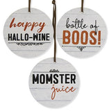 Happy Halloween Wine Gifting Tags 3/set - Jam-Discount Home Decor