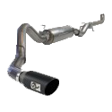 "AFE 4"" DOWN-PIPE BACK CAT/DPF DELETE RACE EXHAUST FOR GM TRUCKS (AFEGMP4F)"