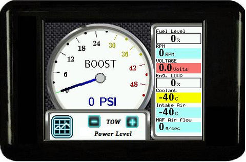ELECTRON - Multi-function Gauges for all vehicles 2008 and newer. (GBZ-EM1.0)
