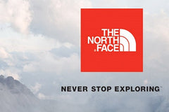 The North Face brand