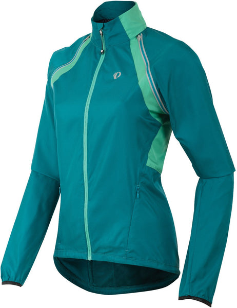 Pearl Izumi Barrier Convertible Jacket - Womans