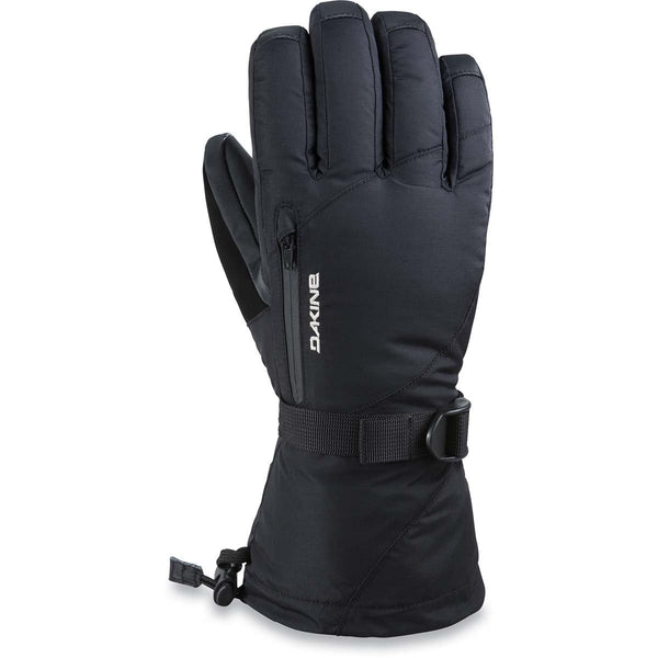 Dakine Women's Leather Sequoia GORE-TEX Gloves - Black - TechSmartWear