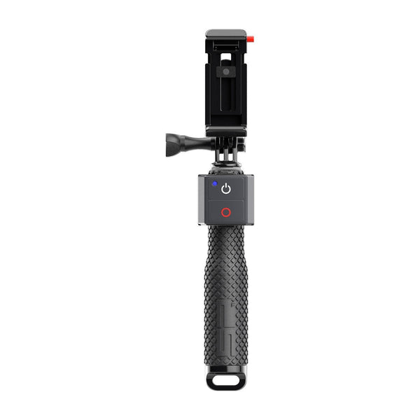 Selfie stick for phone and action camera