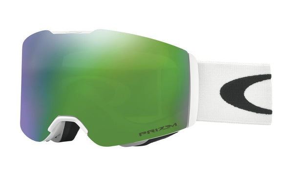 Oakley Fall Line Prizm Snow Jade Iridium Google - White