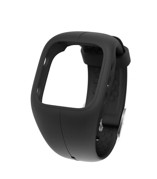 Polar A300 black techsmartwear