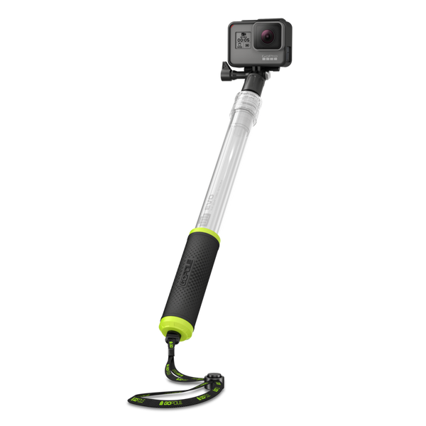GoPole Evo Transparent Floating Extension Pole for GoPro
