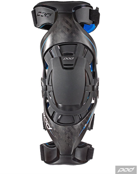K8 Right Knee Brace - Pre-preg carbon