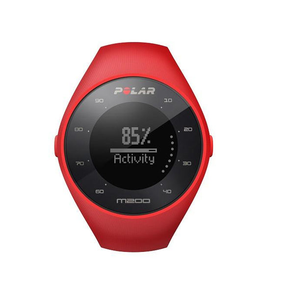 Polar M200 Red running watch