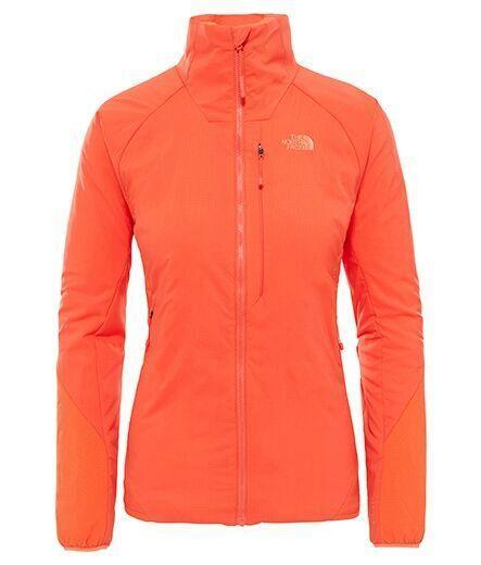 The North Face Women's Ventrix Jacket - FIRE BRICK RED