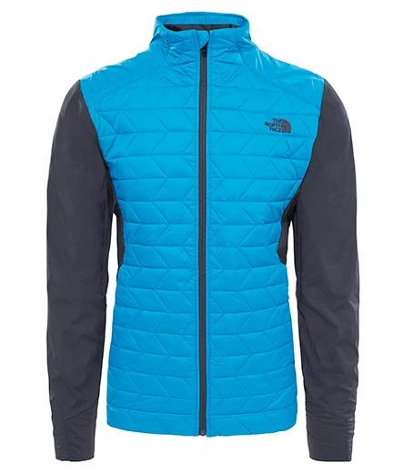 The North Face Men's Thermoball Active Jacket Brilliant Blue