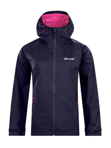 Berghaus Jacket Dark Blue / 8 Berghaus Women's Stormcloud Waterproof Jacket