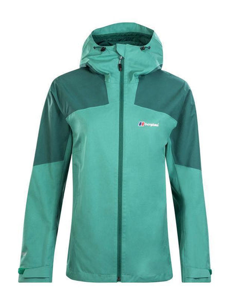 Berghaus Jacket Green / 8 Berghaus Women's Fellmaster Waterproof Jacket