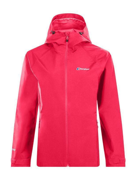 Berghaus Jacket Pink / 8 Berghaus Women's Paclite 2.0 Waterproof Jacket