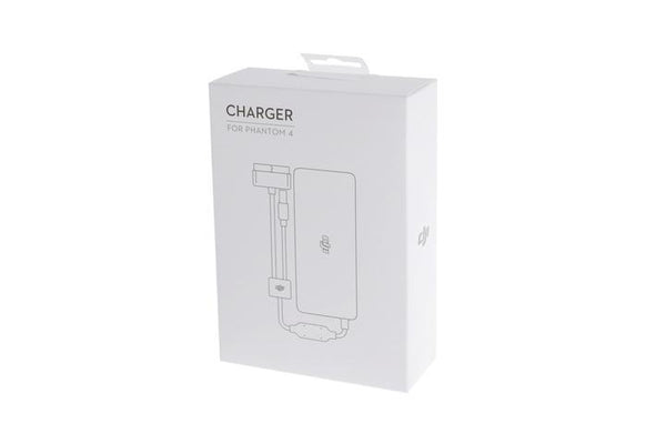 DJI Phantom 4 Series 100 W Battery Charger (Without AC Cable) - TechSmartWear