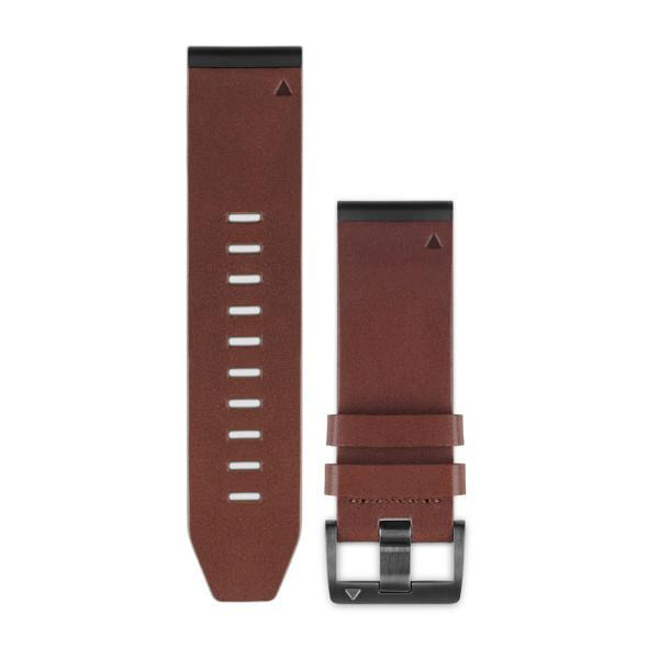 Garmin QuickFit 26 Watch Band Brown Leather https://cdn.shopify.com/s/files/1/1501/2002/products/garmin-quickfit-26-brown-lth-full_grande.jpg?v=1505381819