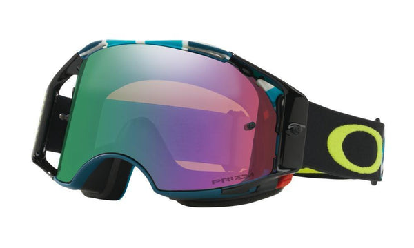 Oakley Airbrake MX Chad Reed Sig. Series Goggle - TechSmartWear