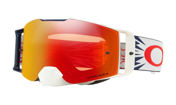 Oakley Goggles Prizm Mx Torch/High Voltage Yellow Red / One Size Oakley Front Line MX Goggle