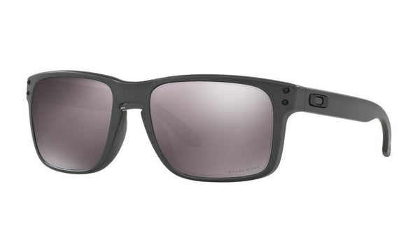 Oakley Sunglasses Steel / Prizm Daily Polarized Oakley Holbrook Steel Collection