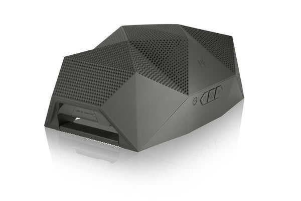 Outdoor TECH Big Turtle Shell Wireless Speaker Grey