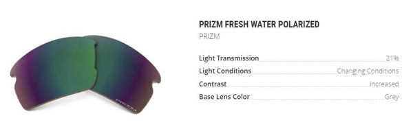 PRIZM FRESH WATER POLARIZED