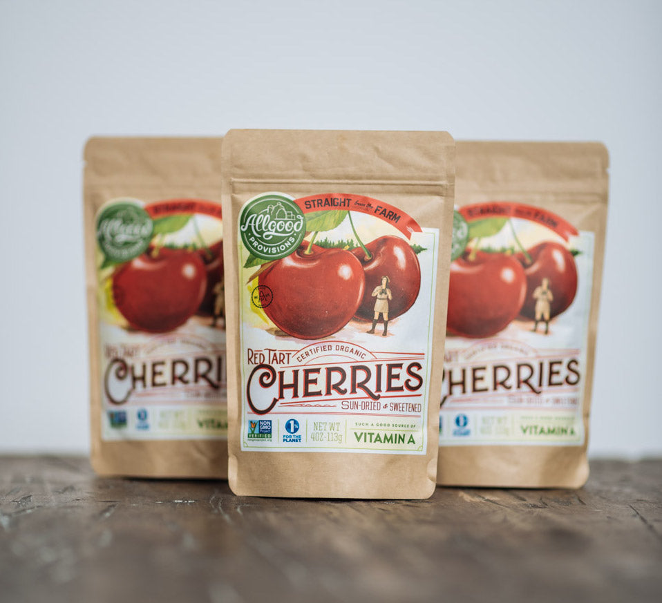 Get To Know Our Farm Fresh Cherries