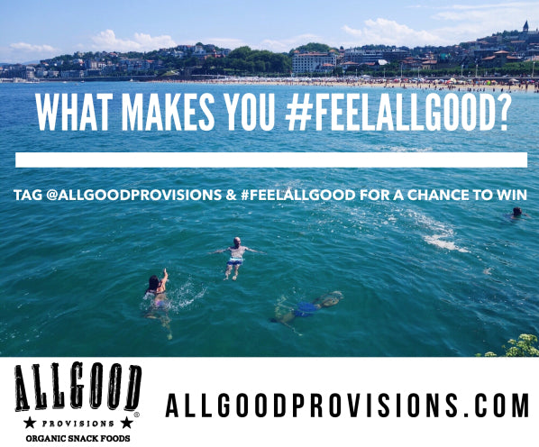 #FeelAllgood Contest