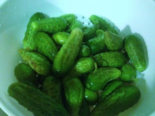 Organic Kosher Dill Pickle Recipe