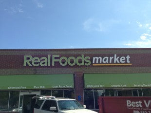 Check out one of Real Food Markets' 4 Locations in Utah!