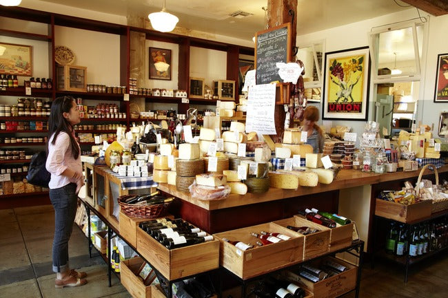 The CheeseStore of Silverlake, Los Angeles, CA