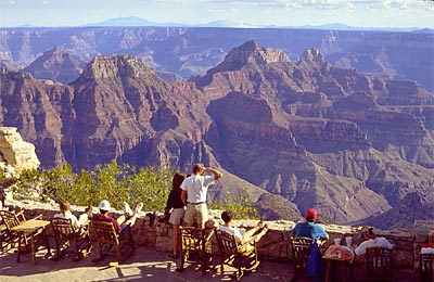 Organic Snack Foods at Grand Canyon and Bryce Canyon National Parks