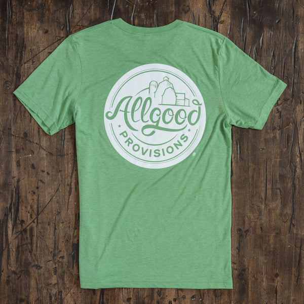 "ALLGOOD APPAREL<div class=""product-description"">T-Shirt</div>"