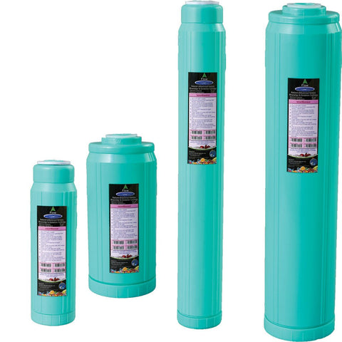 Replacement Cartridges for Water Filters Crystal Quest