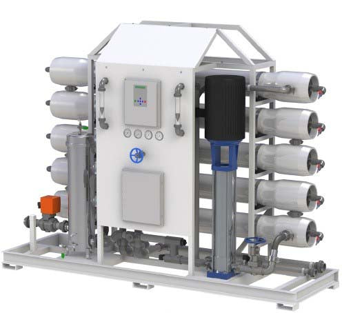 Brackish Water Reverse Osmosis Reclamation