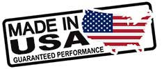 Guaranteed Performance. Made In The USA