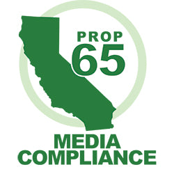 Proposition 65 Media Compliance